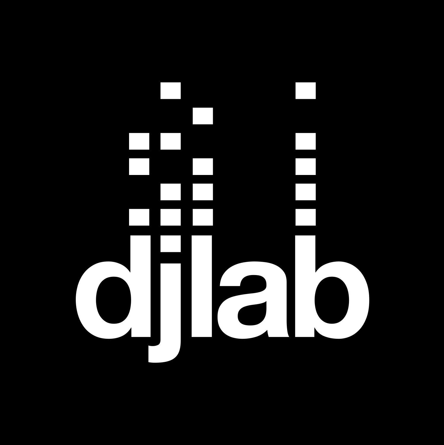 DJLab Logo 2016