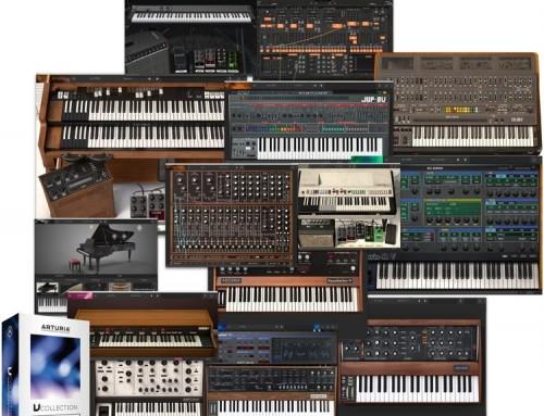 Los Instrumentos de la V Collection 5 de Arturia (En Español)