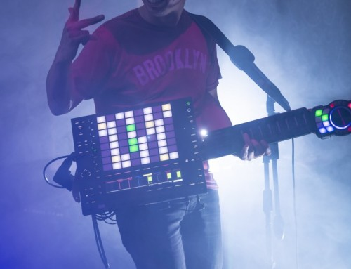 Future Musical Instruments – Say 'Hi' to Blinky