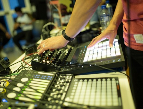20 Great Live Electronic Music Performances Using Ableton Live: Post #1